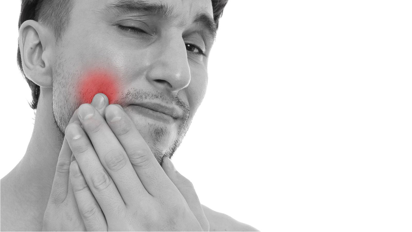 درد دندان شبها